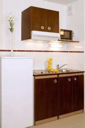 Appart'City Pau Centre : Kitchen