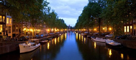 Andaz Amsterdam Prinsengracht: Canal View