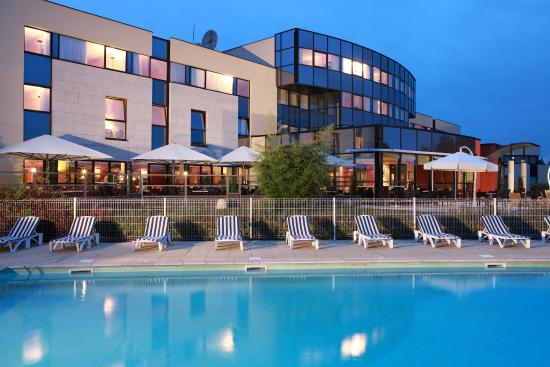 Best Western Plus Hotel Metz Technopole