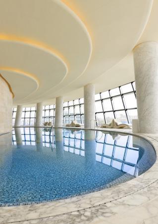 Huzhou, China: Indoor Swimming Pool