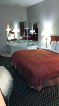 Country Inn & Suites by Radisson, Brunswick I-95, GA: Country Inn & Suites Brunswick