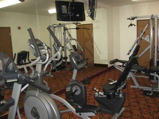 BEST WESTERN Tolleson Hotel: Fitness Center