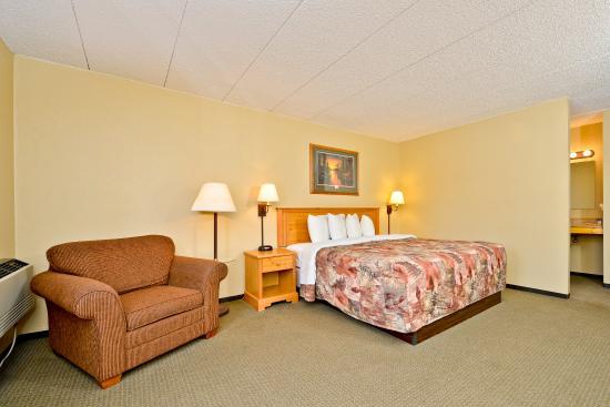 Walker Hotel: Single Bed Room