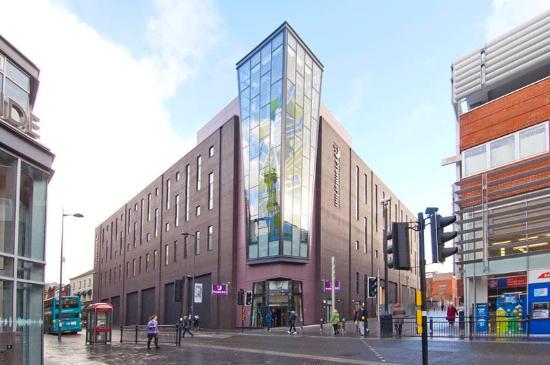 Premier Inn Liverpool City Centre (Liverpool One) Hotel: Exterior