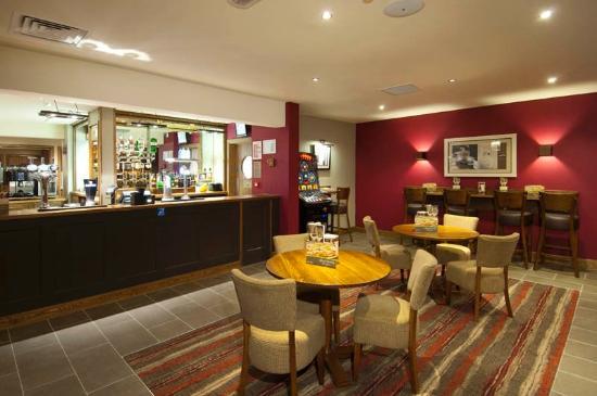 Premier Inn Liverpool City Centre (Liverpool One) Hotel: Bar