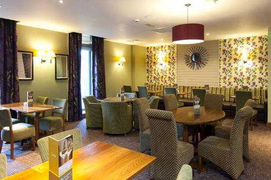 Premier Inn Liverpool City Centre (Liverpool One) Hotel: Restaurant