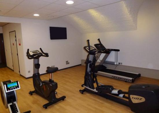 Quality Suites Lyon Confluence: Fitness