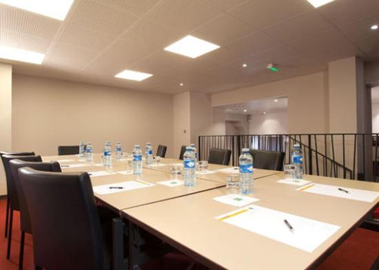 Quality Suites Lyon Confluence: Meeting rrom