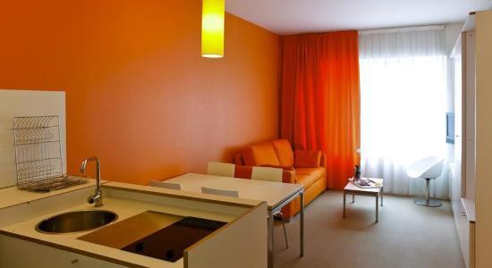 Residences Temporim Lyon Cite Internationale: Guest Room
