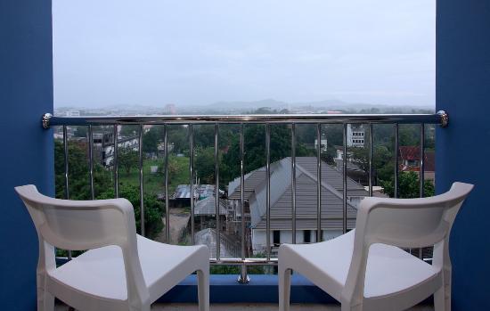 Sino Inn Phuket: Balcony