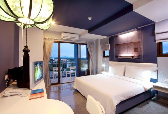 Sino Inn Phuket : Standard room