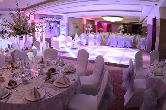 Lancaster Suites Raouche: Ballroom