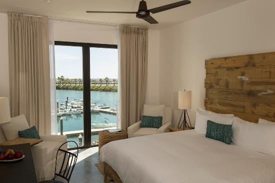 Hotel El Ganzo Ocean View Room