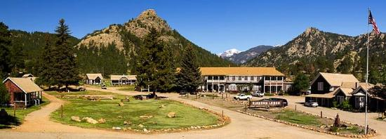 ‪‪Elkhorn Lodge and Guest Ranch‬: Elkhorn Lodge And Guest Ranch EXT‬