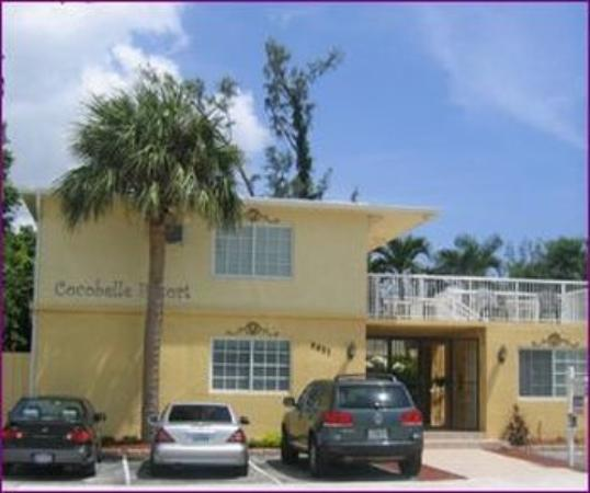 Cocobelle Resort : Outsidefront