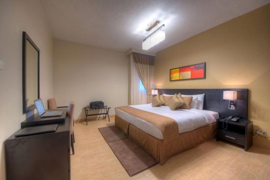 The Apartments Dubai World Trade Centre: Master Bedroom