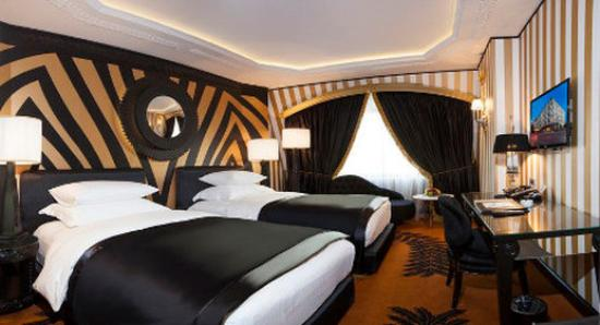 Wyndham Grand Istanbul Kalamis Marina Hotel : Guest Room