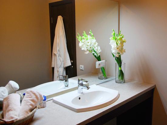 Bontiak Hotel : Bath