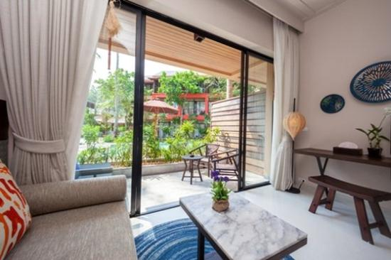 Buri Rasa Koh Phangan: Deluxe Pool View