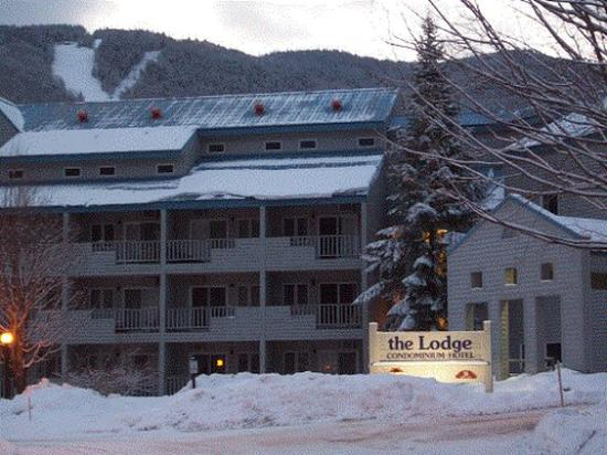 The Lodge at Lincoln Station Resort : Exterior