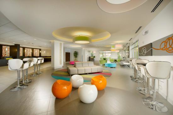 Avanti International Resort : Lobby
