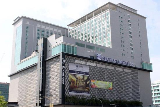 Hatten Hotel Melaka: Hotel Exterior