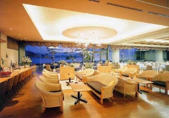 Shuhokaku Kogetsu: Lounge