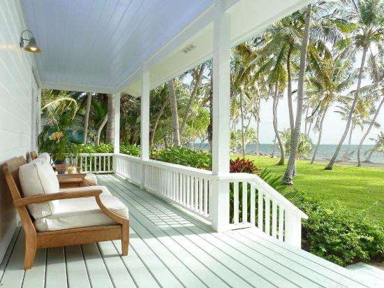 The Moorings Village and Spa: Maroni Porch Web