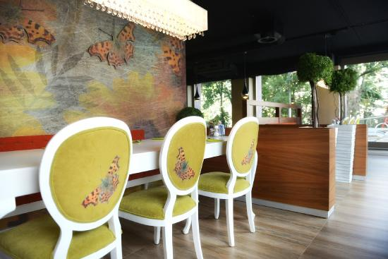 Grand Hotel Downtown: Coffee Garden