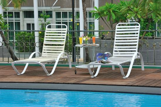 Howard Plaza Hotel Kaohsiung : 休閒設施