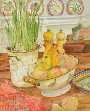 Pegram, TN: Carol Curis Watercolor Classes at Harpeth Art Center & Gallery
