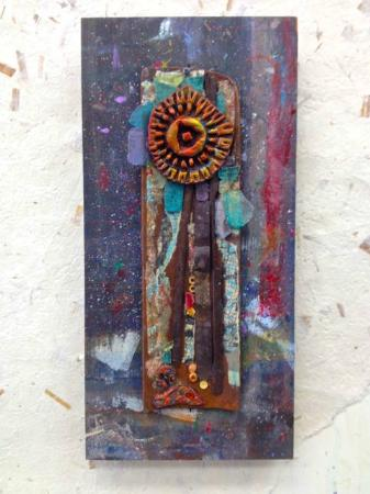 Pegram, TN: Lisa Jennings Mixed Media sculpture Workshop at Harpeth Art Center & Gallery