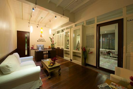 Sabye Bangkok Hotel: Lobby