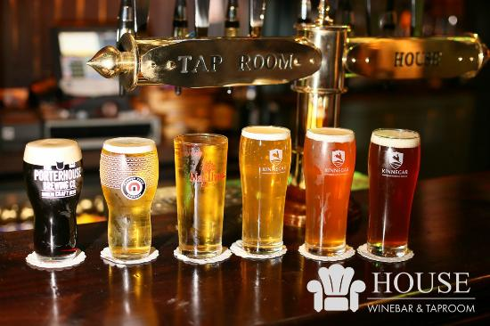 House Wine Bar And Tap Room Letterkenny
