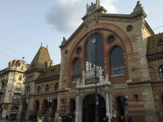 travel guide budapest central hungary