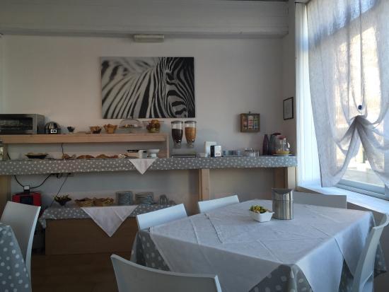 Hotel Villa dei Gerani: Breakfast Room