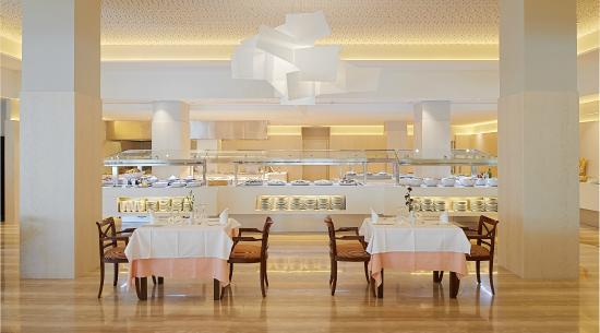 Hipotels Said Hotel: Restaurant