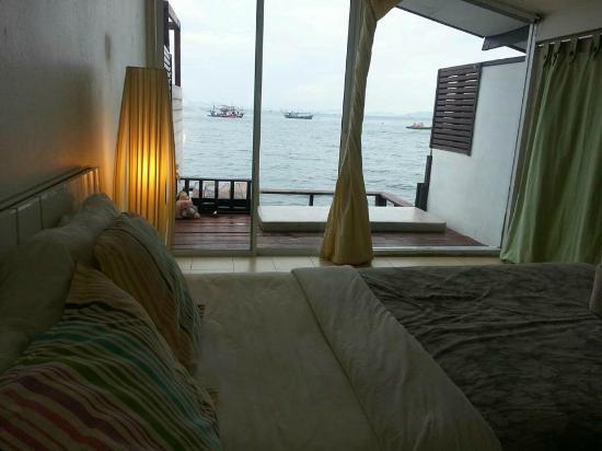 Ko Larn, Ταϊλάνδη: ห้องพักสะอาด แอร์เย็น