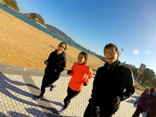 Go! Running Tours San Sebastian