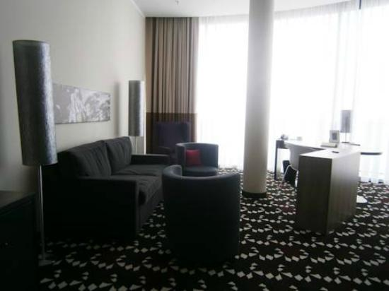 Mercure Moa Hotel Berlin Junior Suite