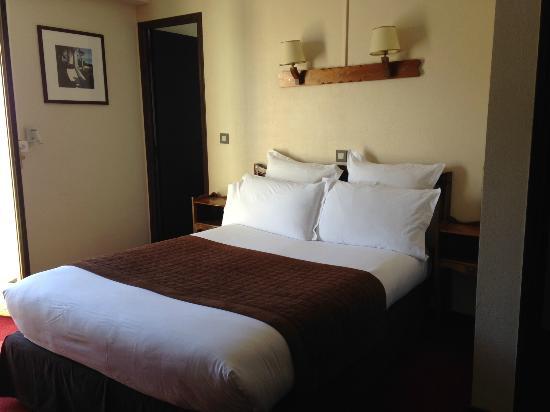 Hotel Las Donnas : Las Donnas - lit