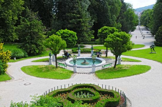Tivoli Park (Ljubljana) - 2020 All You Need to Know Before You Go (with  Photos) - Ljubljana, Slovenia | Tripadvisor