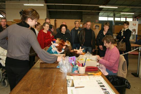 Musee Petitcolin : Visite de l'usine Petitcollin