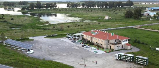 Hotel Sostenible La Laguna : Entorno Hotel