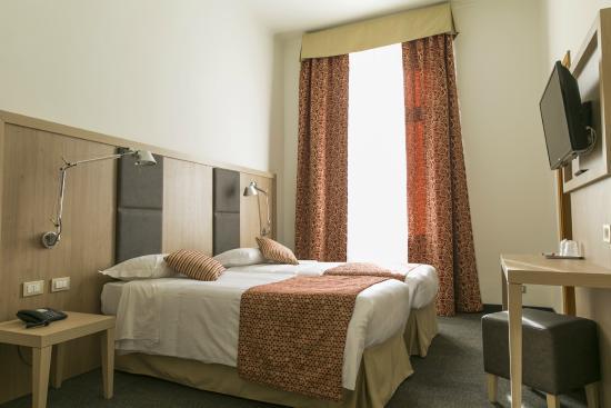 Hotel Casa Valdese Roma: Camera doppia