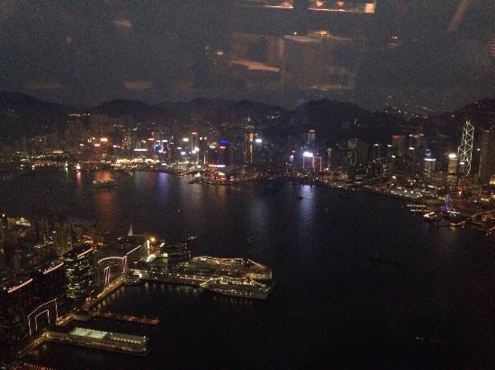 Men S Bathroom Picture Of Ozone Hong Kong Tripadvisor