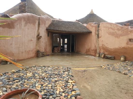 Wilderness Safaris Kulala Desert Lodge: After the rains at Kulala Desert Lodge