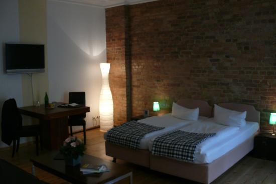 Schall und Rauch Stadthotel: Doppelzimmer