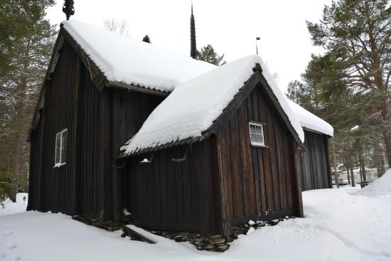 Sodankylä, Suomi: L'église