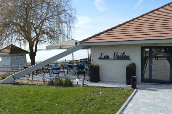 Restaurant A Mesnil St Pere